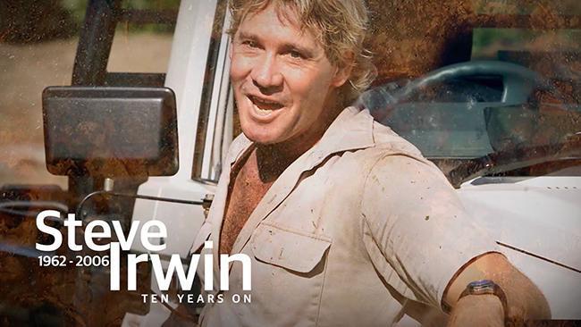 Remembering Steve Irwin: 10 years on