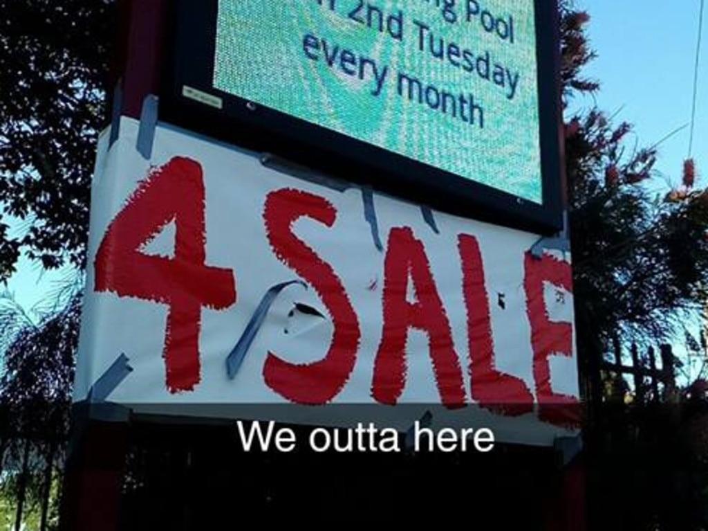 Numerous schools were put up for sale. Picture: HSC Discussion Group 2018/Facebook