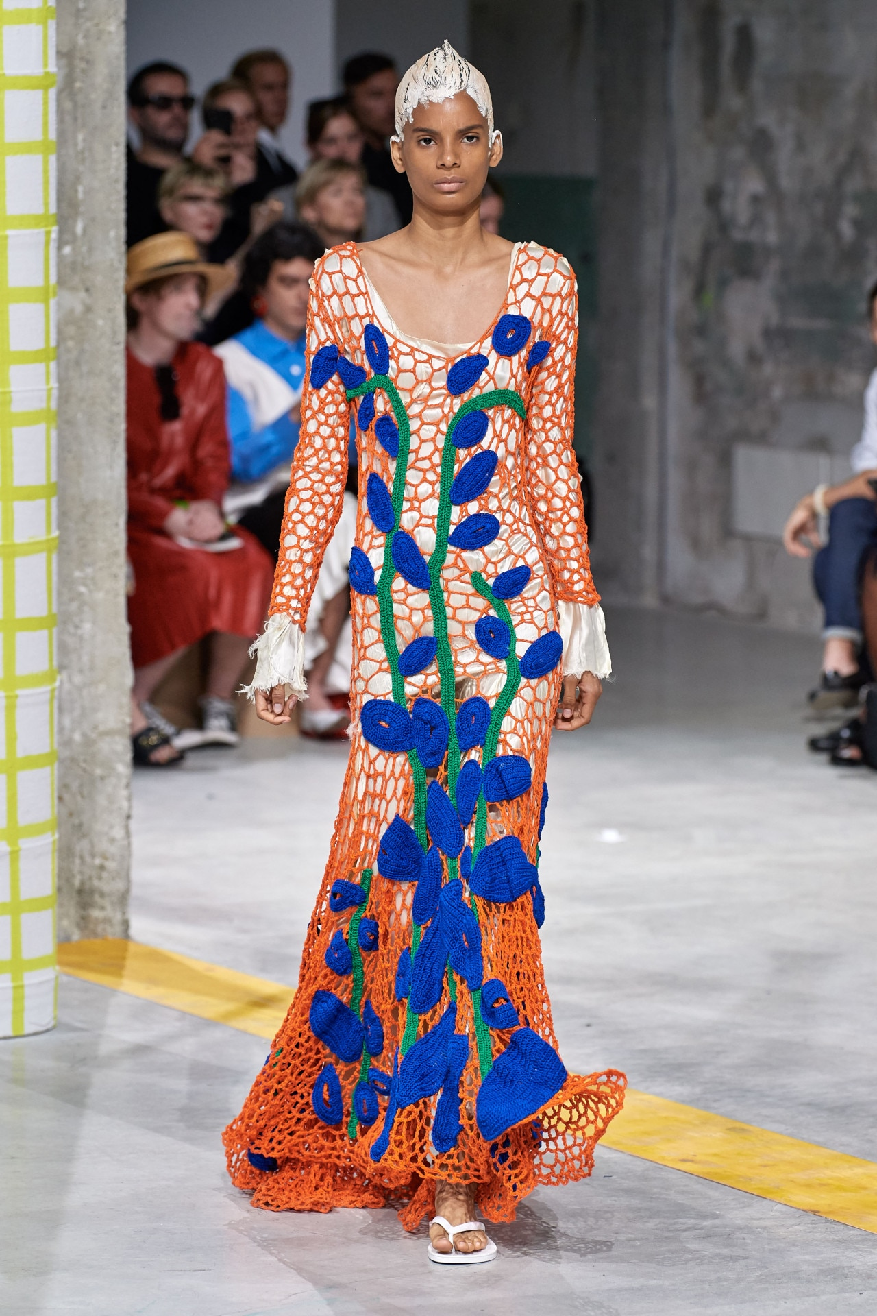 Marni ready-to-wear spring/summer 2020. Image credit: GoRunway.com