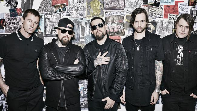 Youth gone mild: Good Charlotte's chart stats look good on paper at least.