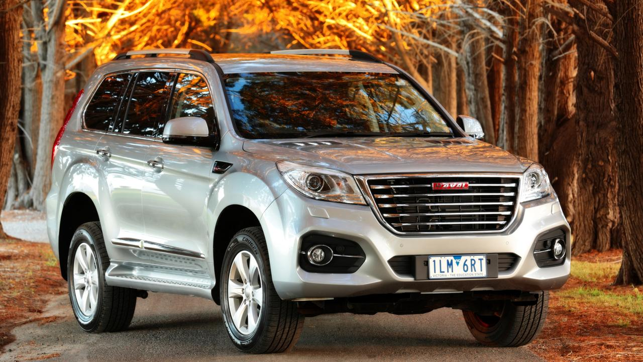 Haval is pitched as a more premium offering than Great Wall.