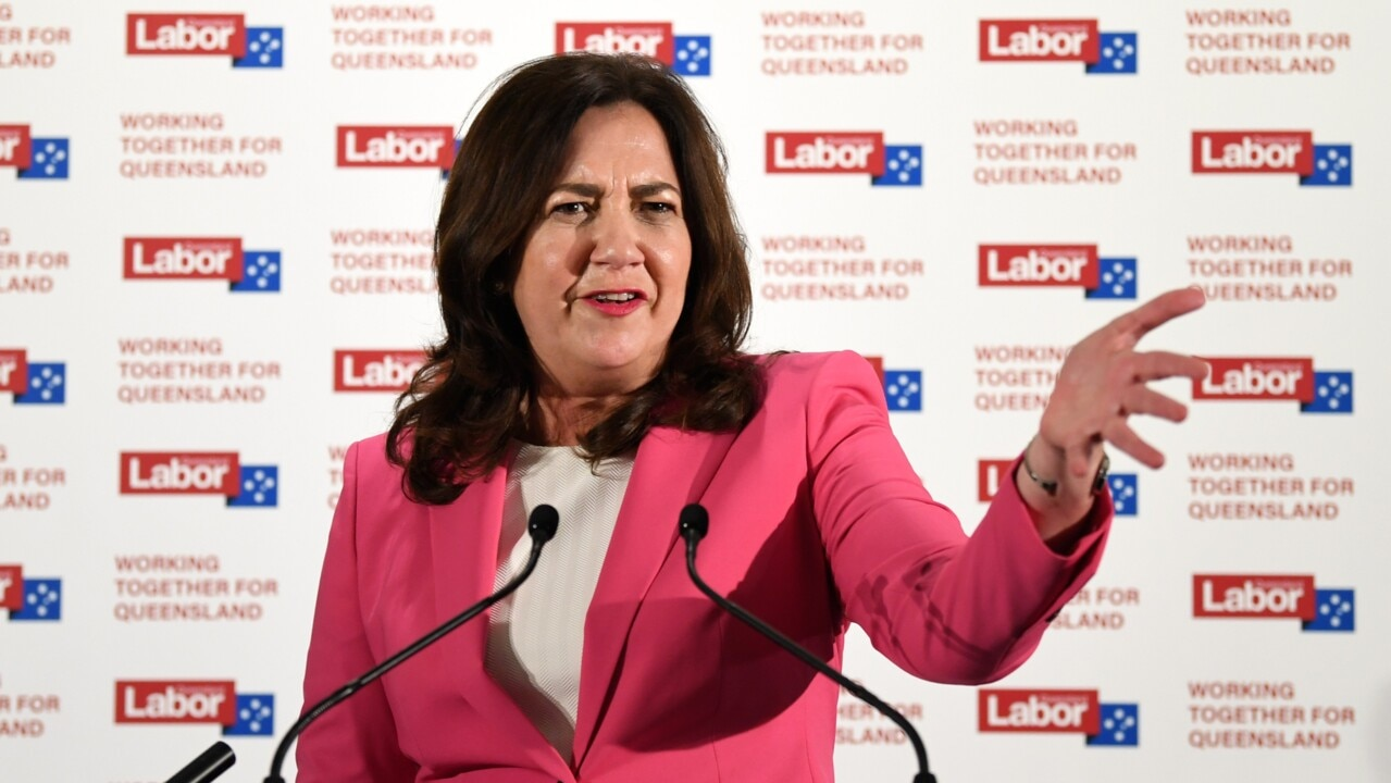No border news as Palaszczuk announces further easing of restrictions in Qld