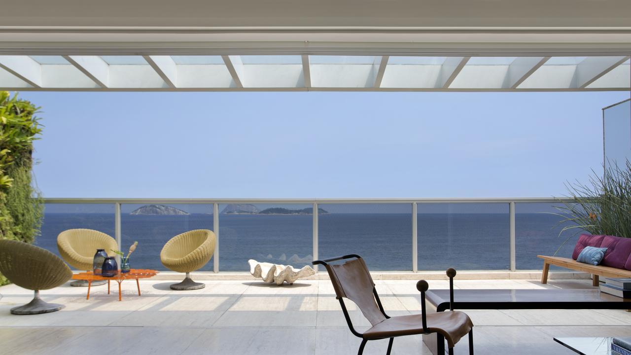 Penthouse in front of Ipanema beach. Rio De Janeiro, Rio De Janeiro, 22.420-004 Brazil. Supplied by Christie's International Real Estate.