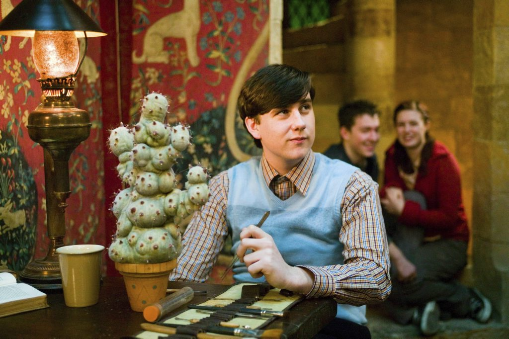 Matthew Lewis as Neville Longbottom in Harry Potter and the Order of the Phoenix. Picture: Contributed