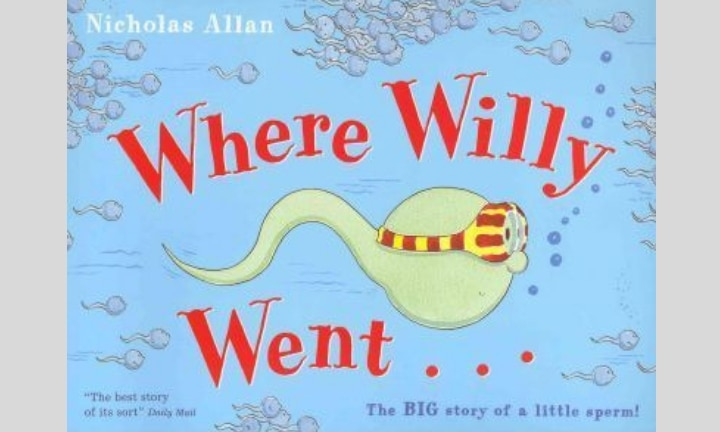 Where Willy Went - The kid's book that has mums howling with laughter