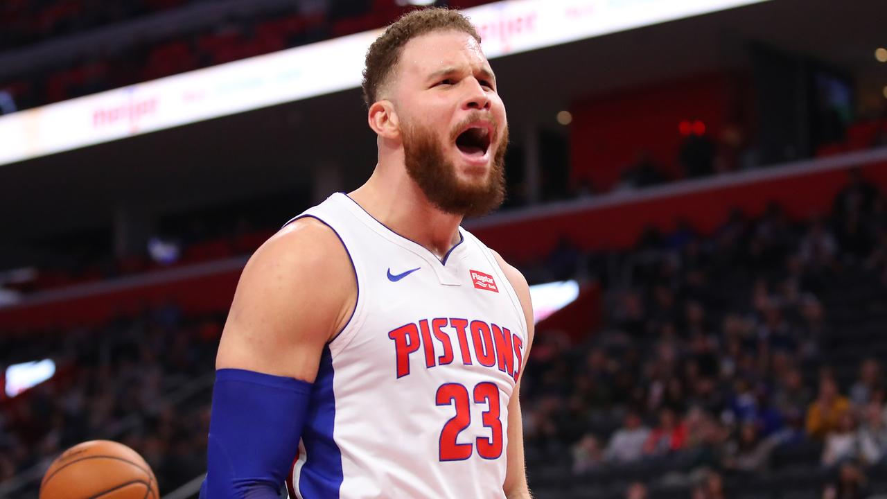 Blake Griffin is expected to join the Brooklyn Nets.