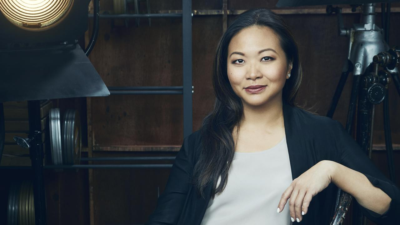 Malaysian-born Adele Lim is one of the screenwriters on the film. Picture: Ricky Middlesworth/Disney