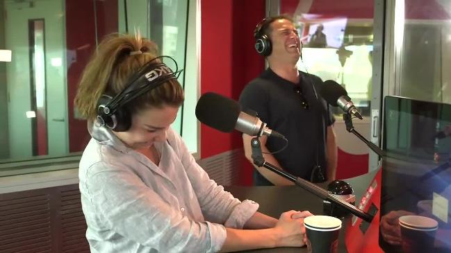 Kate Ritchie v Karl Stefanovic