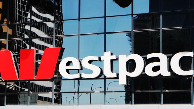 """Westpac has acknowledged that the link to same-sex marriage and suicide rates in the email was a """"mistake"""". Picture: Hollie Adams/The Australian"""