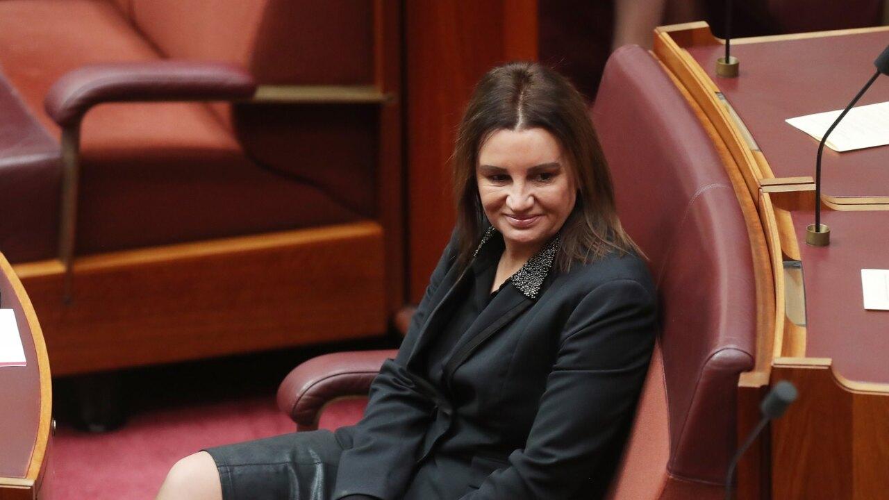 Senator 'having a giggle' over PM's mass vaccination hubs
