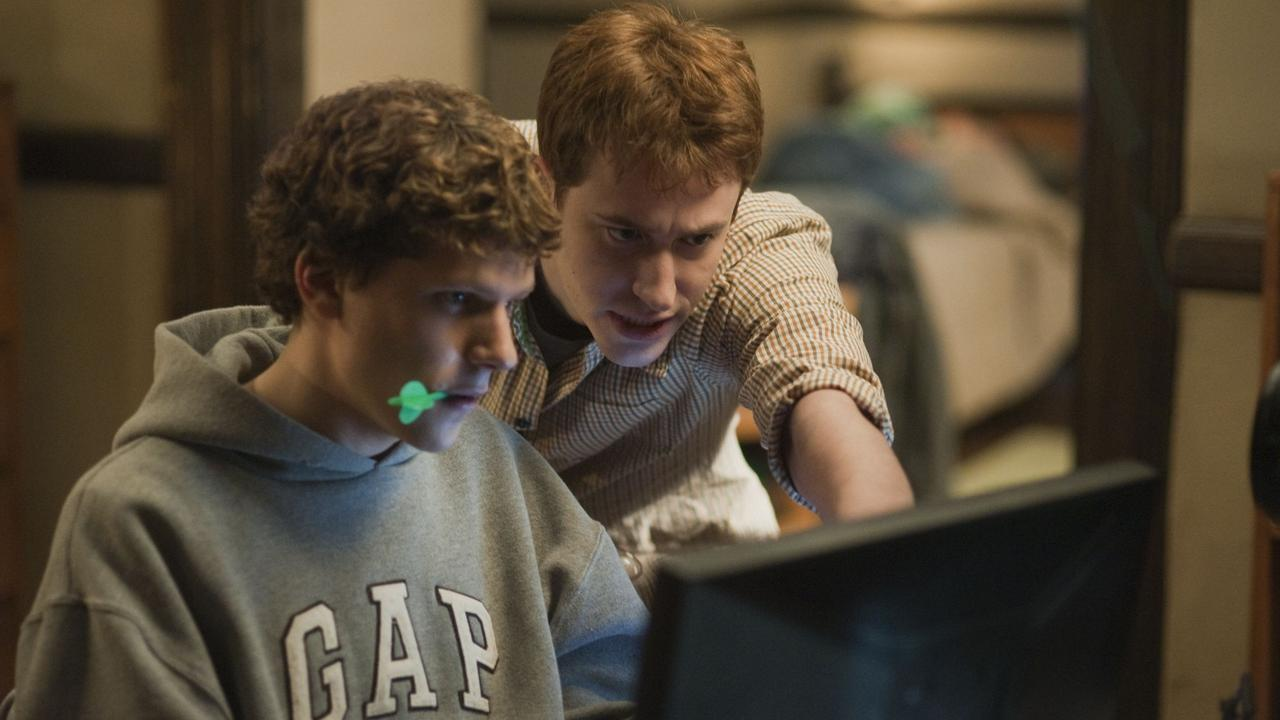 Social Network won three Oscars, including Best Adapted Screenplay for Aaron Sorkin.