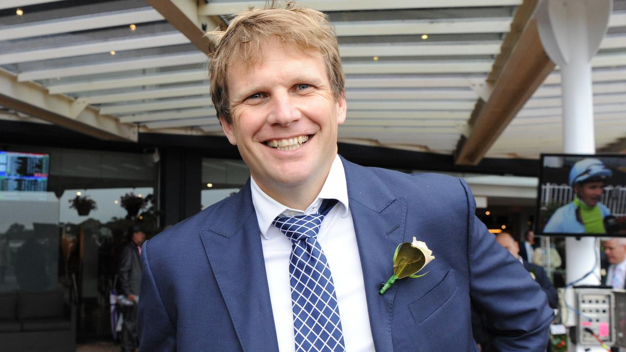 Bjorn Baker will send out import Arapaho in The Coast at Gosford on Saturday. Picture: AAP