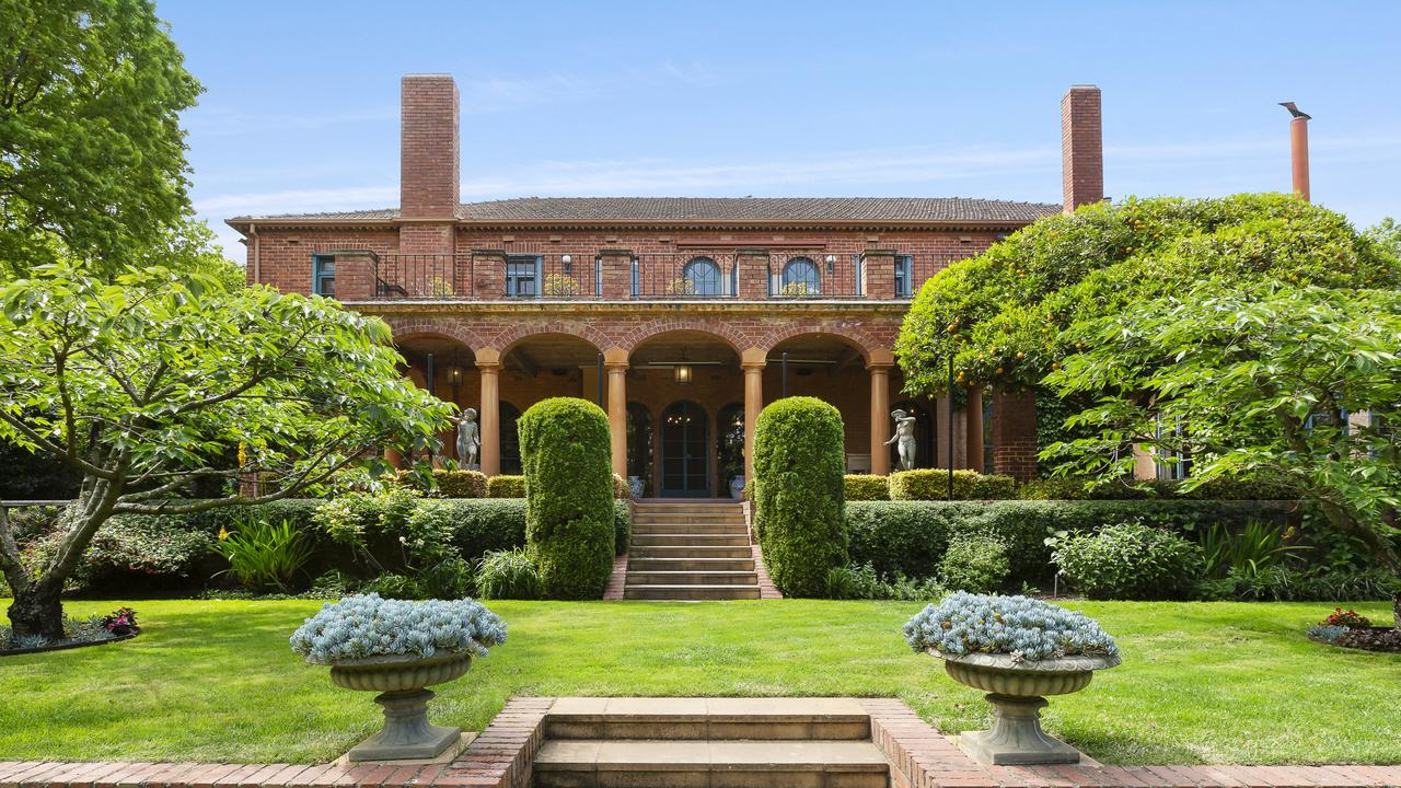 57 Clendon Road, Toorak, has sold for more than $22m.