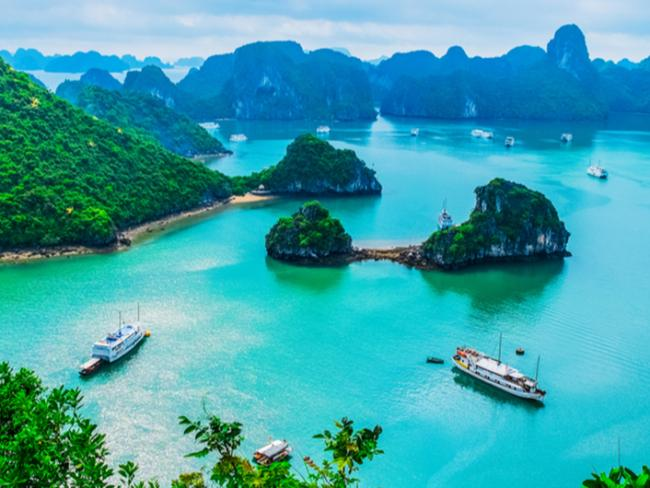 BEST OF VIETNAM with Exclusive My Escape Visa Card offer, 12-day group tour of Vietnam including Halong Bay Cruise and Singapore Airlines airfares. From $1999pp*.View deal