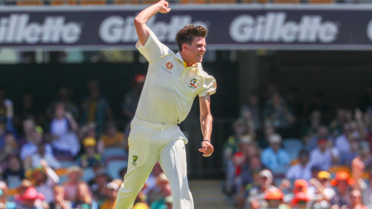 Jhye Richardson blew away not only Sri Lanka on his first day of Test cricket, but also Michael Vaughan and Kerry O'Keeffe.