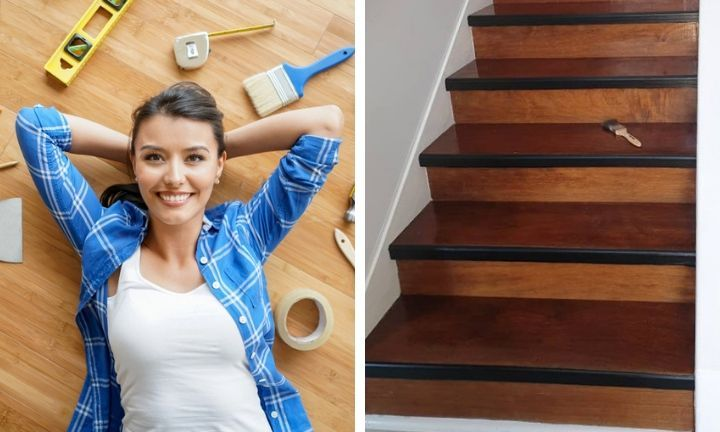 Mum transforms home with $30 Bunnings makeover