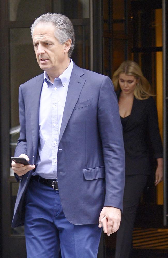 Michael Lewis. Picture: TheImageDirect.com / MEGA
