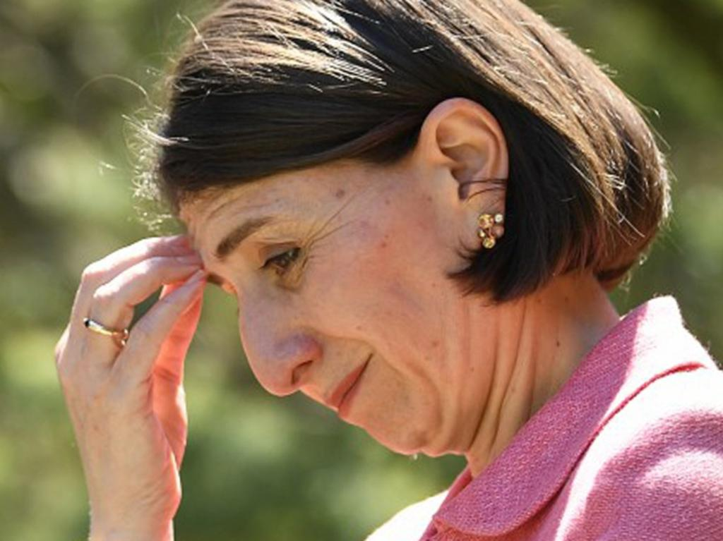 NSW Premier Gladys Berejiklian admitted to a 5-year affair with the disgraced ex-MP.