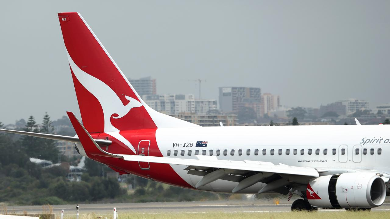 Qantas frequent flyers . Picture: Getty