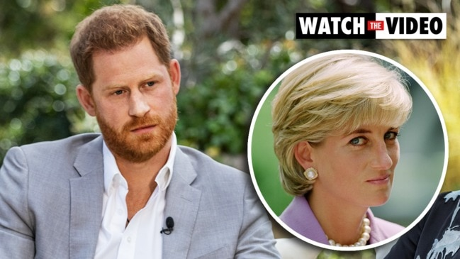 How much money did Diana leave for Prince Harry?