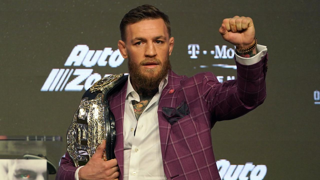 Conor McGregor accused of punching famous DJ in the face