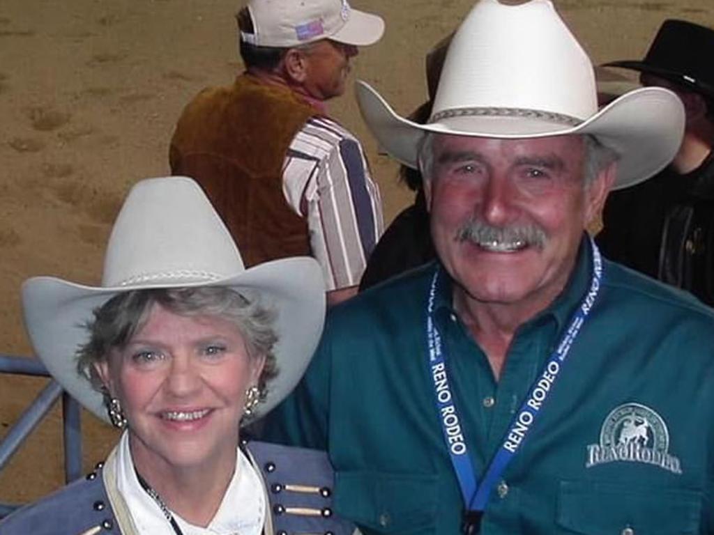 Gerald David and wife, Sharon, were killed by immigrant Wilbur Martinez-Guzman. Picture: