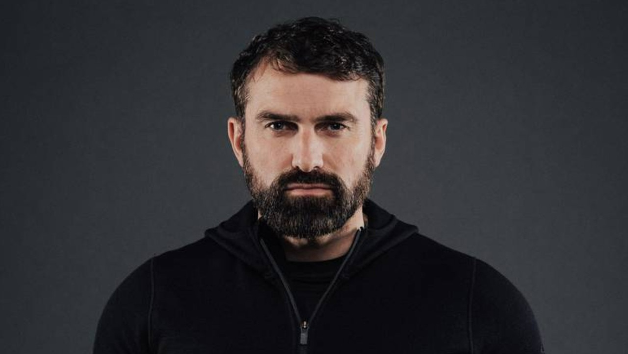 Ant Middleton – SAS leader and ex-special forces soldier