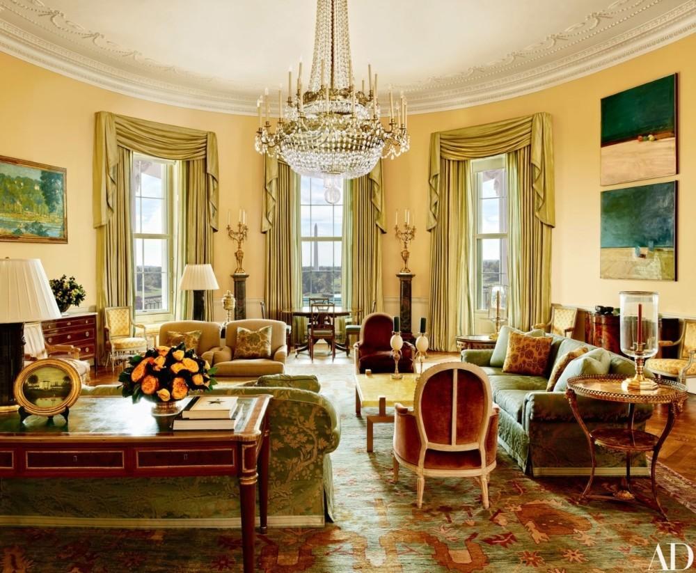 Michael S Smith Meet The White House