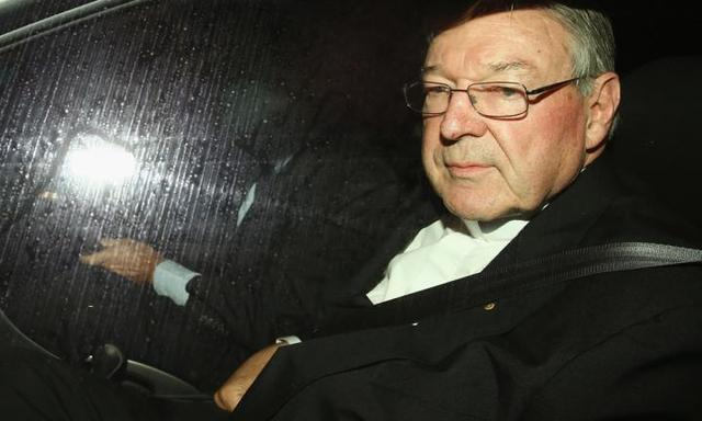 """BREAKING: Cardinal Pell says """"I regret that I didn't do more"""""""