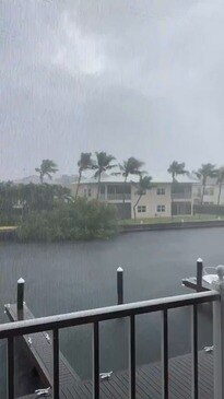 Tropical Storm Laura Brings Heavy Rain and Wind to the Cayman Islands