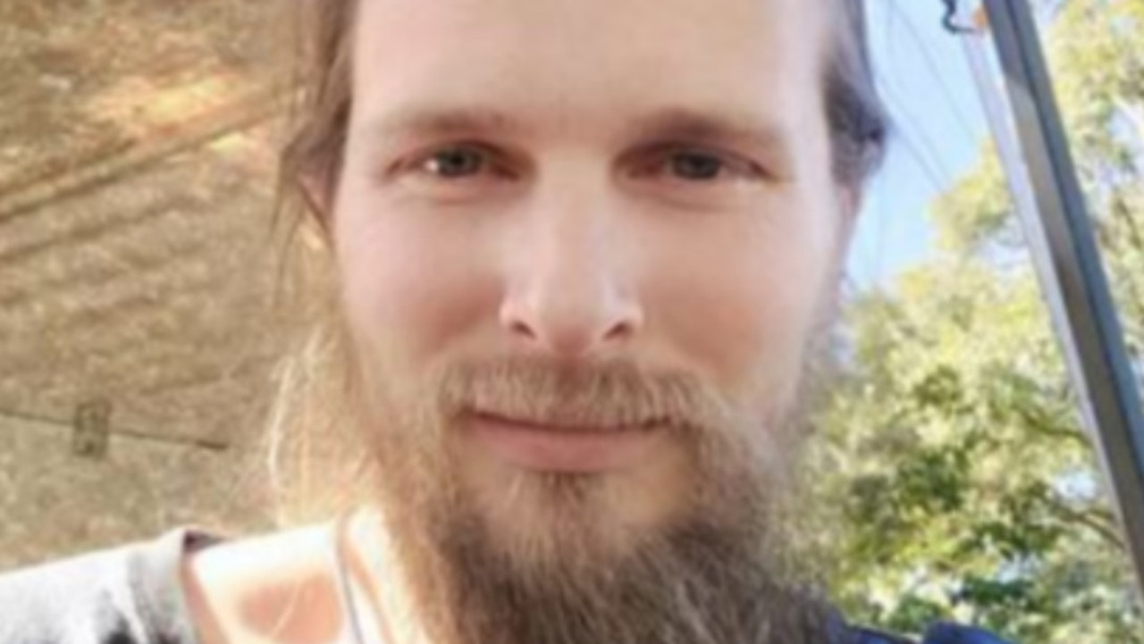 Tane Huffman is missing after he went for a swim by himself in the Brisbane River near Kholo Creek. Picture: Queensland Police