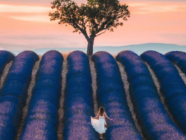 "VALENSOLE, PROVENCE, FRANCE ""The best time to visit the lavender fields in southern France is during the summer, from mid-June to mid-July."" – @rakia10"