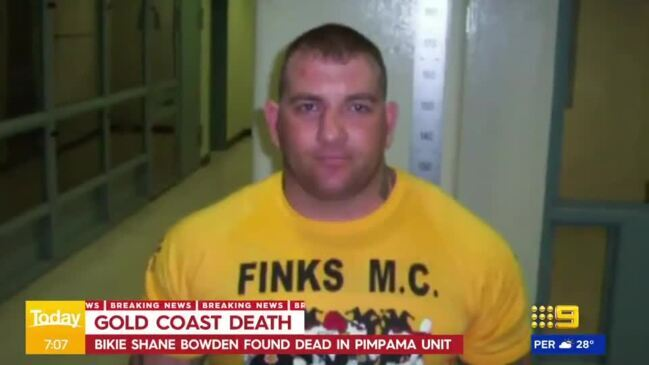 Former bikie killed in execution-style murder (The Today Show)