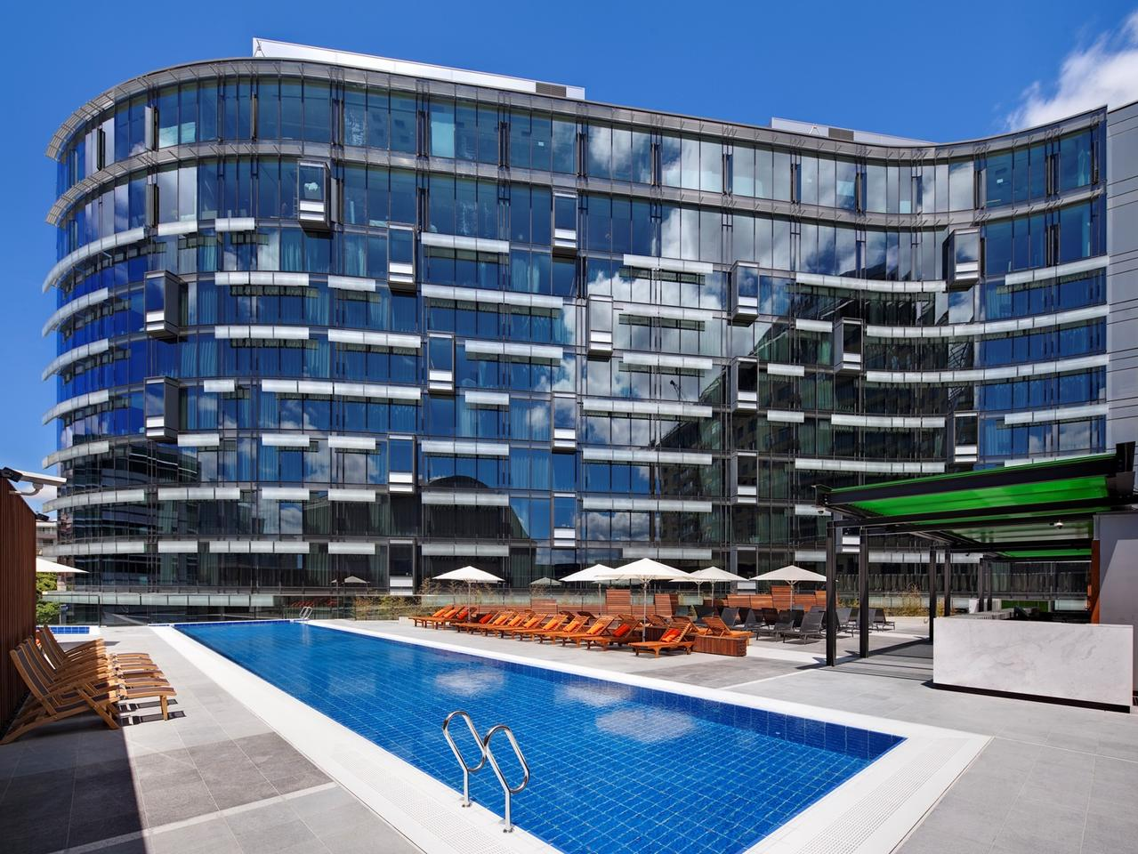 The Darling in Sydney, alongside Crown Towers in Perth and in Melbourne received the five-star rating.
