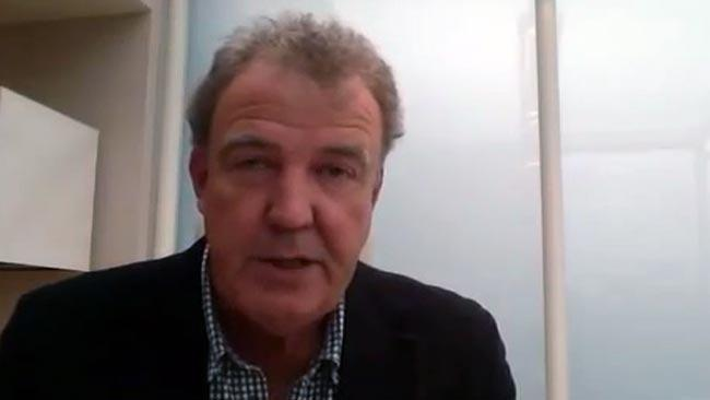 Clarkson issues video statement