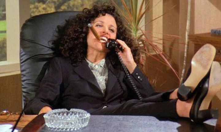 Elaine Benes from 'Seinfeld' was the nineties hero we all needed