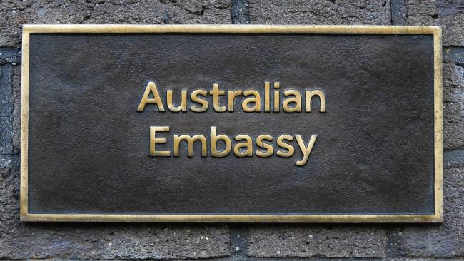 10/20Embassy visits Back in the day before electronic passports, when you needed a visa you went to the embassy of the country in question for it. These were usually conveniently open on the second Tuesday of the month between 9.37 and 9.42. PM.