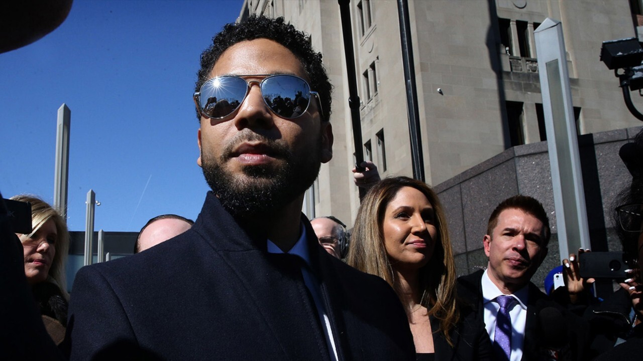 Actor Jussie Smollett charges for allegedly faking hate crime