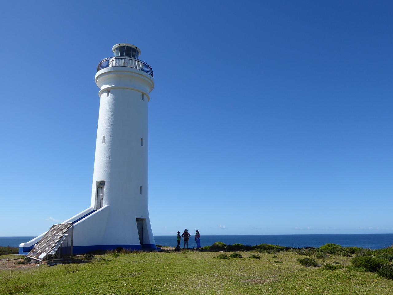 Supplied Editorial Fingal Island lighthouse at Port Stephens. Picture: Angela Saurine. Supplied for Best Weekend sto