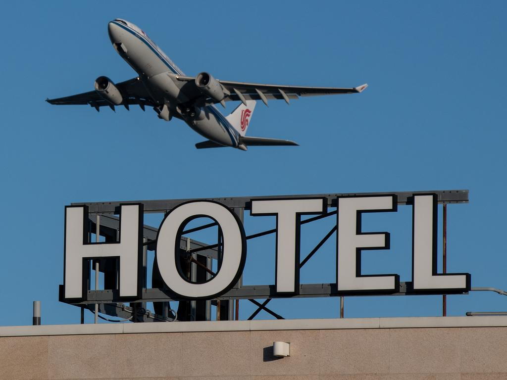 Hotel quarantine is standard in countries such as Australia and New Zealand — but many Brits are horrified at the plan. Picture: Chris J Ratcliffe/Getty Images