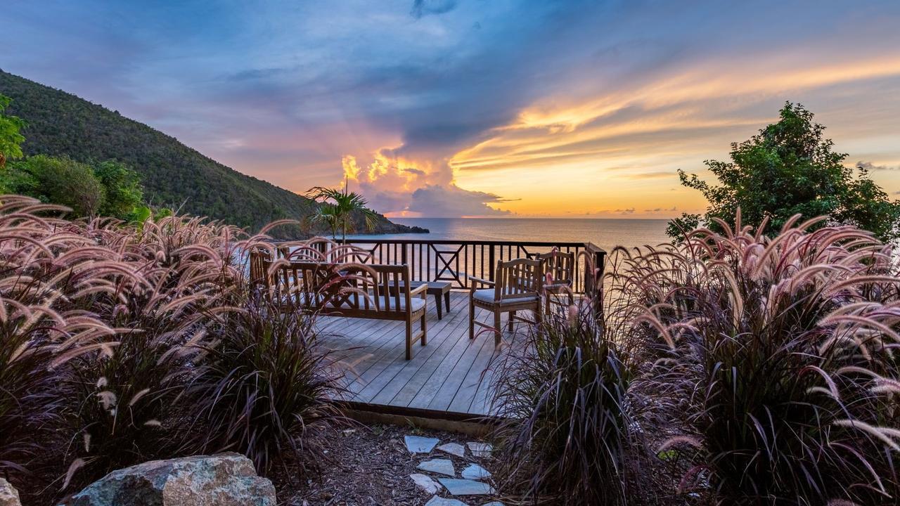 Cooper Bay Villas, British Virgin Islands. Supplied by Christie's International Real Estate