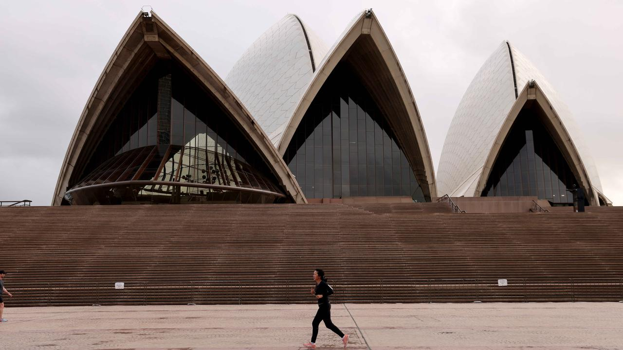Greater Sydney was in lockdown for the whole of last month, with other parts of NSW in lockdown from early August. Picture: Damian Shaw / NCA NewsWire