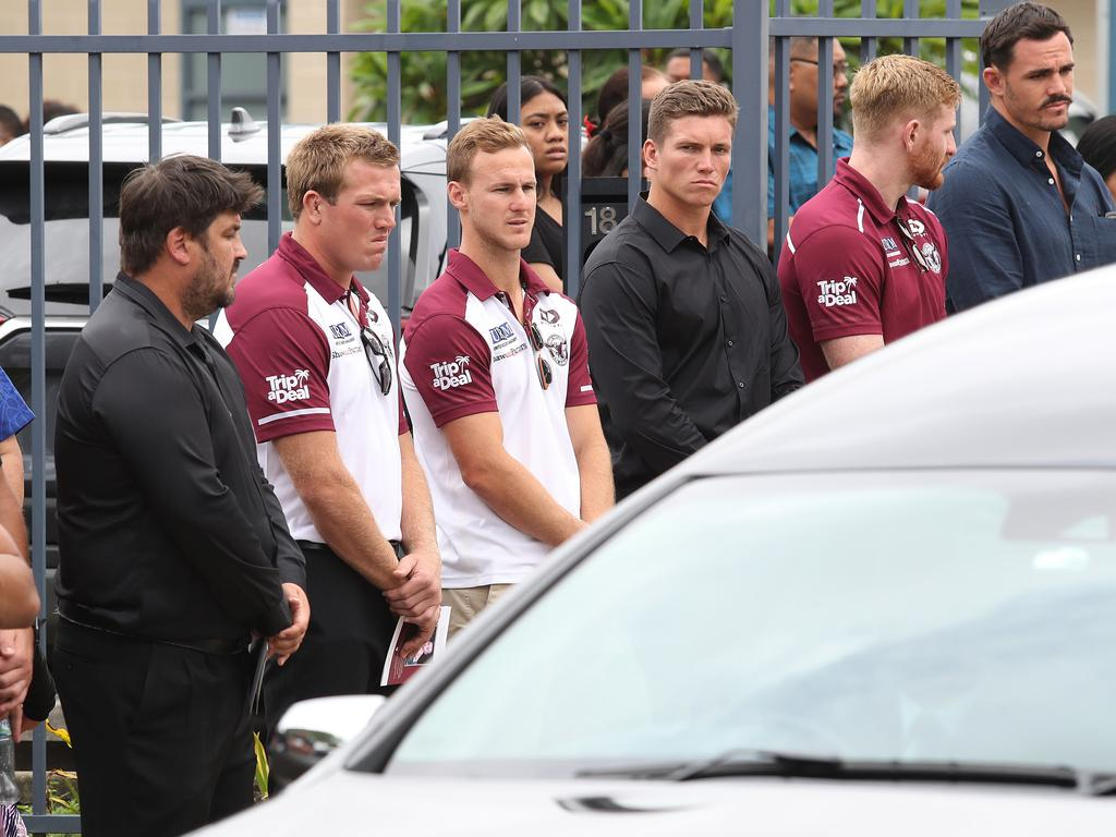 Manly has been rocked by the tragedy.