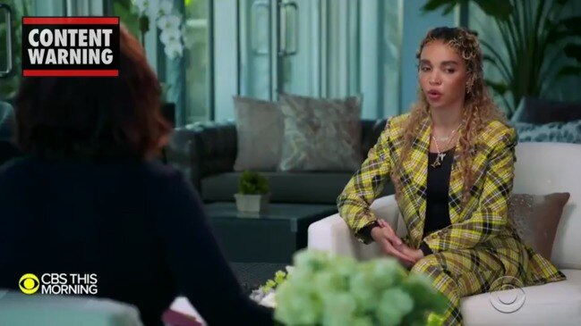 FKA Twigs shuts down host's question (CBS This Morning)