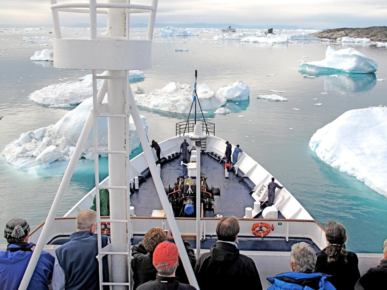 Supplied Editorial Fwd: Brad - cruise deals - Northwest Passage - save US$7000 per couple and US$11,000 for solo travellers -press release