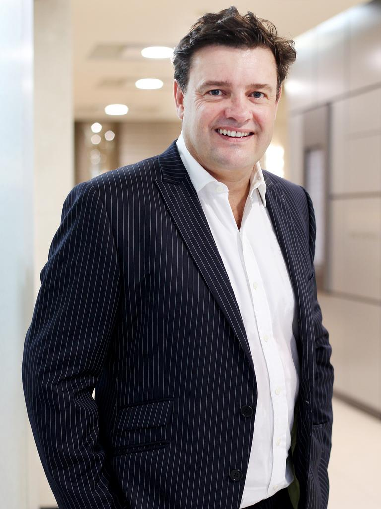 Angus Geddes is the founder and CEO of the financial services brand Fat Prophets.