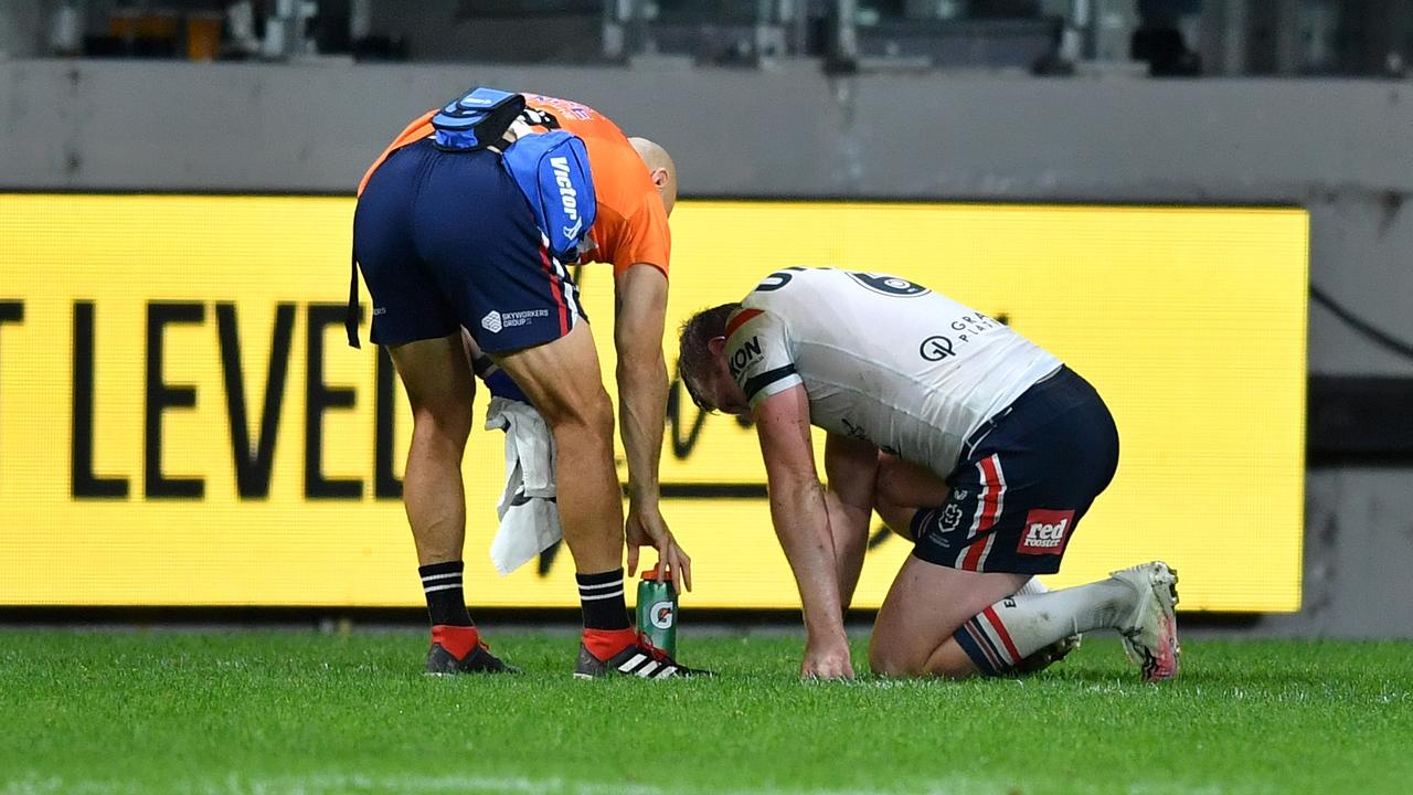 American athlete and concussion expert stunned by NRL player revolt – Fox Sports