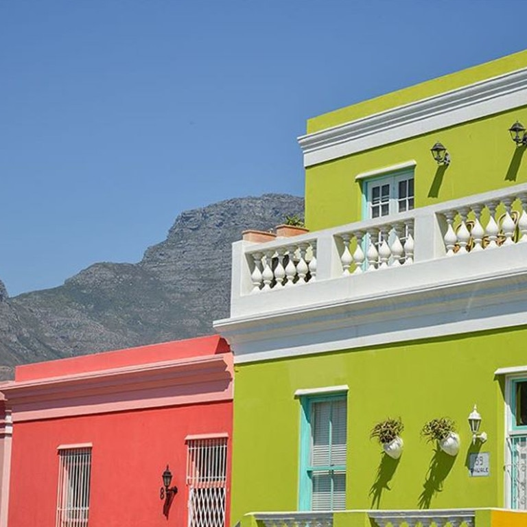 Explore the vibrant streets of Cape Town.