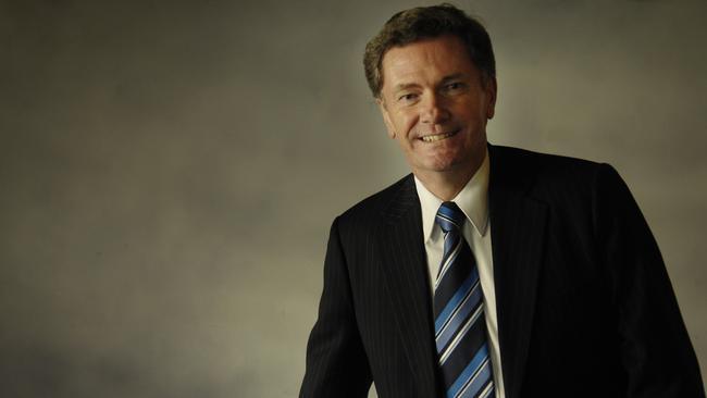TV Weatherman Mike Bailey.