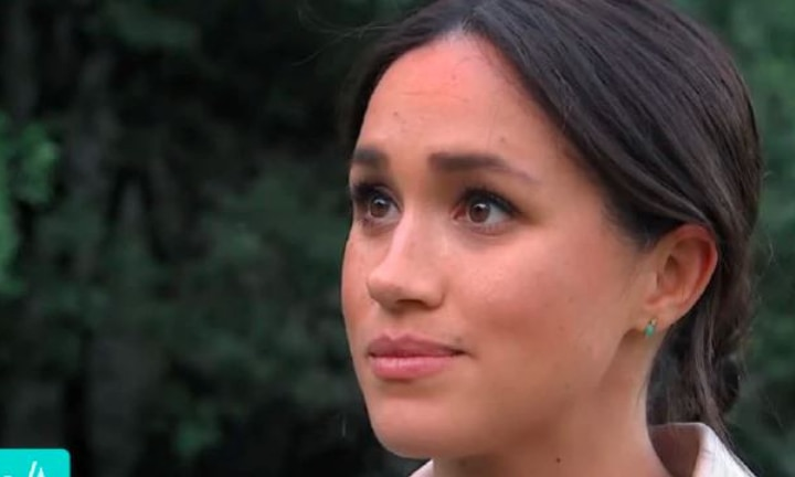 Meghan Markle reveals her struggle as a new mum